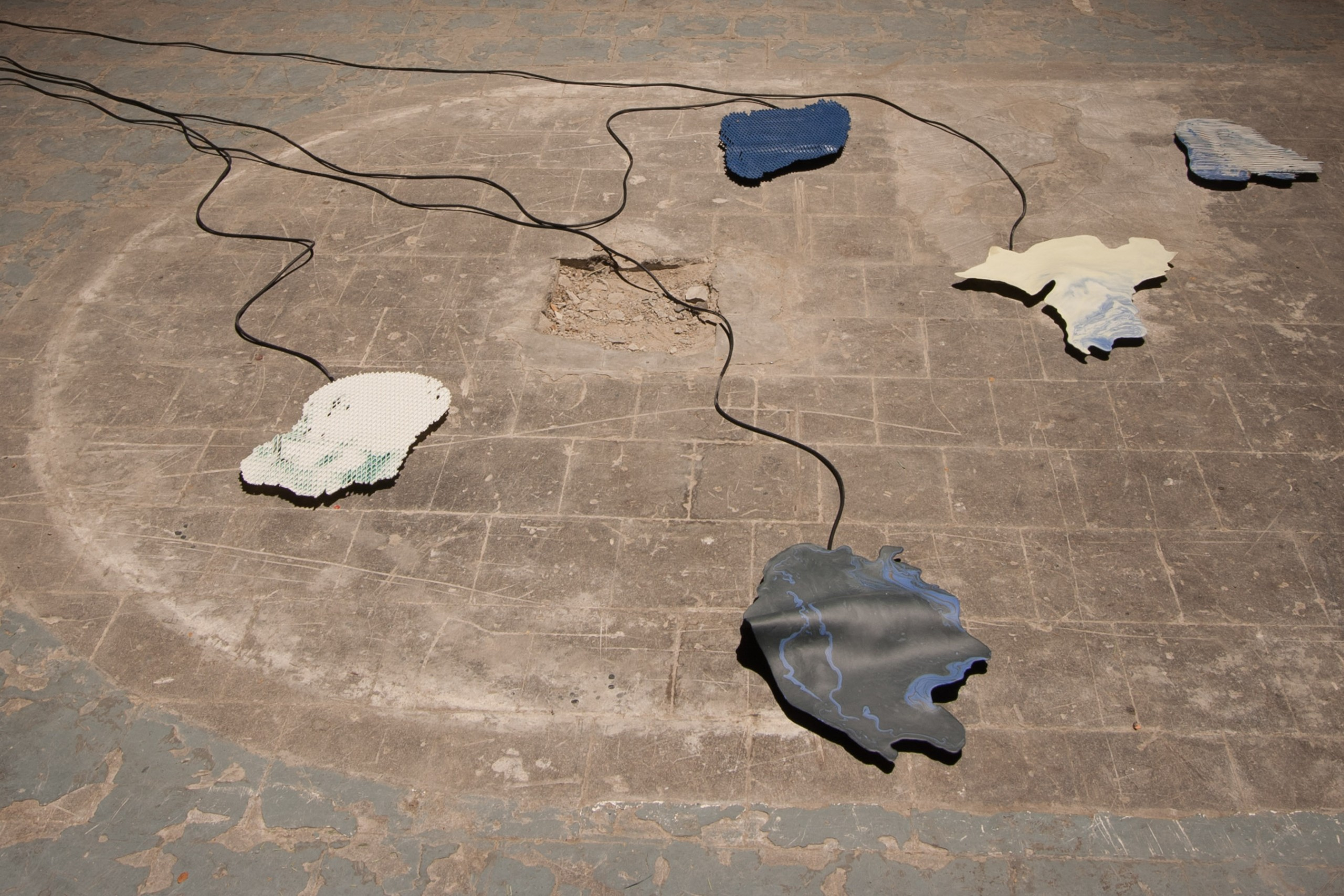 Elena Khurtova Cephea's chanting stones @ Paleis van Mieris